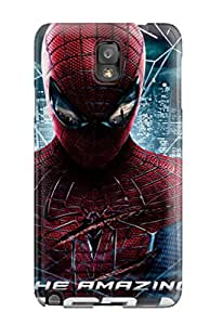 Cassandra Craine's Shop Cheap New The Amazing Spider-man 7 Skin Case Cover Shatterproof Case For Galaxy Note 3