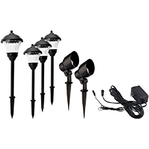 Archdale Quickfit LED Pathway Lights - 7 Piece Set!