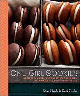 One Girl Cookies Recipes For Cakes Cupcakes Whoopie Pies And