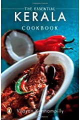 Essential Kerala Cookbook by Vijayan Kannampilly(2003-01-01) Paperback