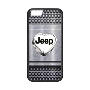 iPhone 6 Plus 5.5 Inch Phone Case Jeep AQ390424