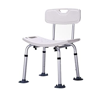 Amazon Com Shower Chairs Hygiene And Personal Care Bathroom Stools