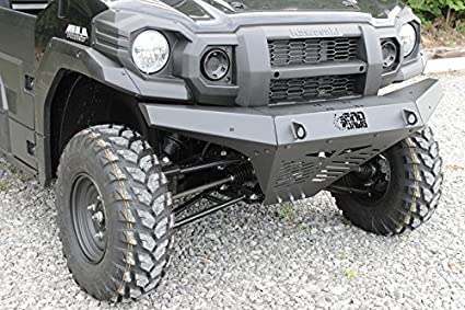 Amazon com: Bad Dawg Accessories Kawasaki Mule Pro FXT Front
