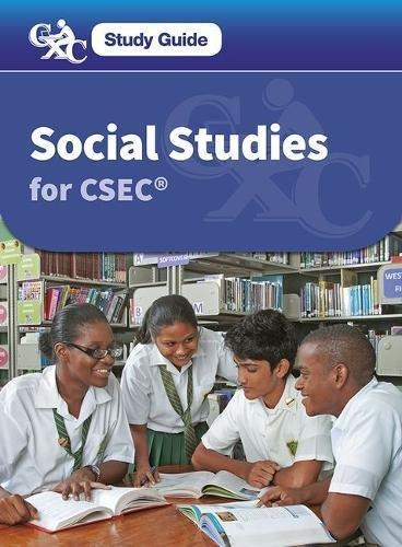 Social Studies for CSEC CXC A Caribbean Examinations Council Study Guide PDF