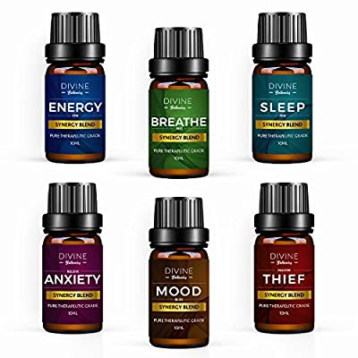 Aromatherapy Essential Oils Sets