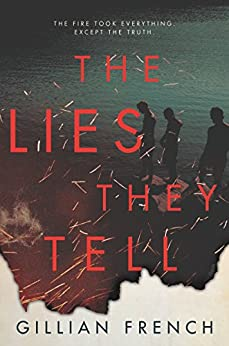 The Lies They Tell by [French, Gillian]