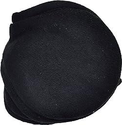 180s Men\'s Ear Warmers - Tuckerman Black One Size
