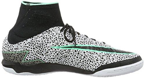 Nike Hommes Hypervenomx Proximo Ic Chaussures De Football Blanc