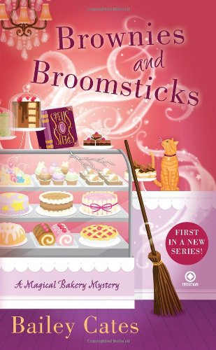 book cover of Brownies and Broomsticks