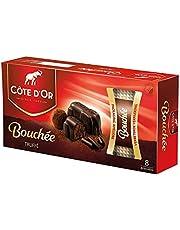 Cote D'Or Bouchee Truffe Dark chocolate with truffle156g