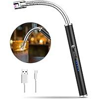 MOSUO Encendedor Electrico, Mechero Electrico USB Recargable Arco