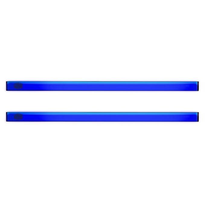 2 opinioni per Cooler Master 2x Universal LED Strip Blue Accessorio per Case per PC 'Base