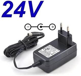 CARGADOR ESP ® Cargador Corriente 24V Reemplazo Television ...