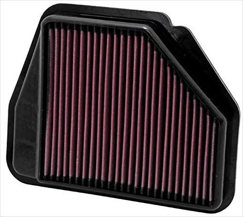 K&N 33-2956 High Performance Replacement Air Filter for '06-'10 Opel Antara/Chevrolet Captiva – Go4CarZ Store