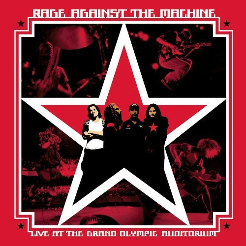 Live at the Grand Olympic Auditorium by Rage Against The Machine - 2003 Special Olympics