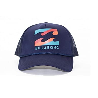 Boné Billabong Podium Mahtepodu Snap Truck Cor Azul Tamanho  Único ... 94b6531026d