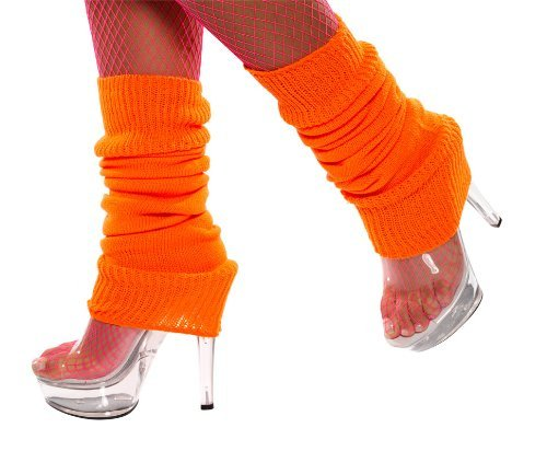 80s Workout Outfits (Legwarmers Costume Accessory)