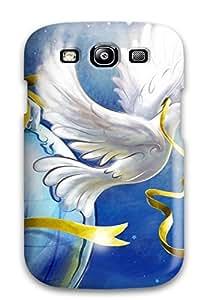 High Grade LatonyaSBlack Flexible Tpu Case For Galaxy S4 - Rorschach by Maris's Diary