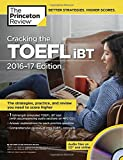 Image of Cracking the TOEFL iBT with Audio CD, 2016-17 Edition (College Test Preparation)