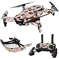 MightySkins Skin for DJI Mavic Air Drone - Donut Binge | Max Combo Protective, Durable, and Unique Vinyl Decal wrap cover | Easy To Apply, Remove, and Change Styles | Made in the USA
