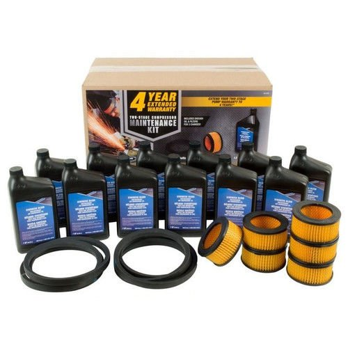 Industrial Air 165-0322 Two-Stage Air Compressor 10 HP Compressor Kit