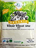 Organic 24mantra Whole Wheat Chakki Atta Premium 1kg