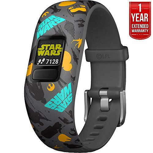 Beach Camera Garmin Vivofit jr. 2 – Stretchy Adjustable Activity Tracker for Kids + 1 Year Extended Warranty (Star Wars Resistance) Review