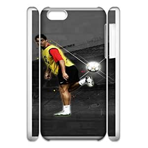 Personalized Durable Cases Cristiano Ronaldo For iphone6 Plus 5.5 3D Cell Phone Case White Ujyps Protection Cover