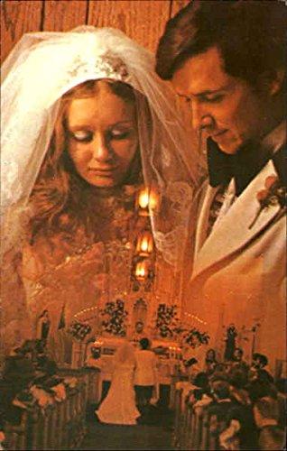 Vintage Advertising Postcard: Brides - Wedding Photographer Passaic, New Jersey