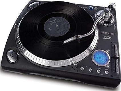 Amazon.com: Numark Turntable con USB: Musical Instruments