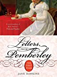 Letters from Pemberley: The First Year by Jane Dawkins front cover