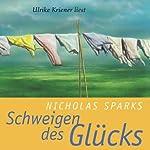 Das Schweigen des Glücks | Nicholas Sparks