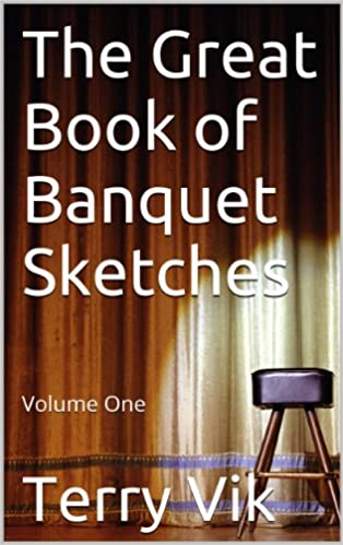 Read The Great Book of Banquet Sketches PDF, azw (Kindle), ePub