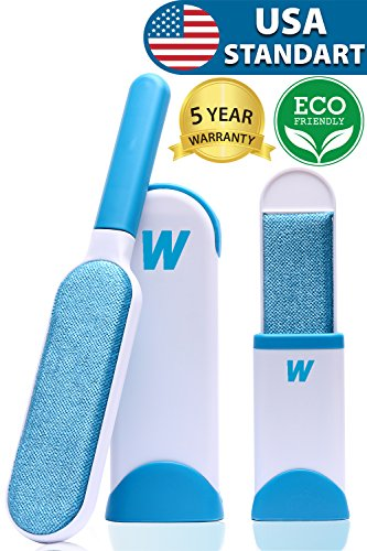 Pet Hair Remover Double Sided Self Cleaning product image