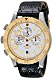 Nixon Men's A3631884 48-20 Chrono Leather Watch