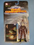 Wing Commander Pilgrim Traitor Figure 1999 X Toys by Wing Commander
