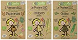vegetable alphabet pasta - 3-Pack: Zerotre Kids Organic Italian Pasta: Alphabet, Rigatoncini and Stelline - 3 x 8.8oz Packs