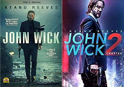 Amazon Com The Baba Yaga Chronicles John Wick John Wick 2 Dvd