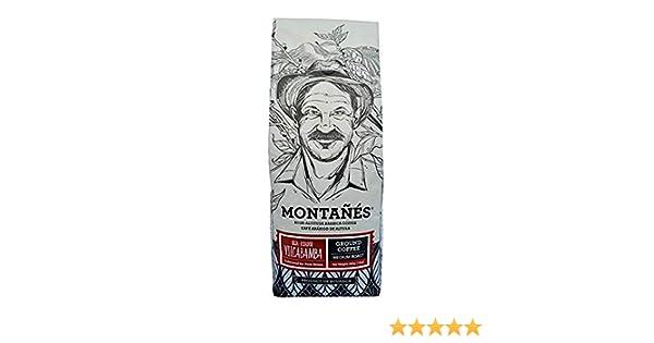 Montanes Single Origin Ground Gourmet Coffee (Vilcabamba) - Medium Roasted Premium...
