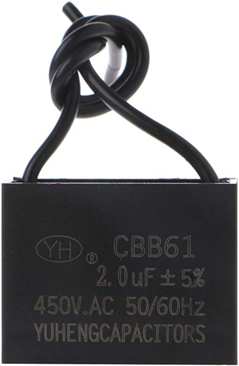 450V Condensatore di Avviamento Motore 5 uF