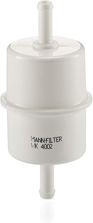 Original Mann Filter Kraftstofffilter Wk 4002 Für Nutzfahrzeug Auto