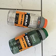 STANLEY Classic Adventure 24 oz / .75L BPA-Free Water Bottle Twist & Drink - Clear