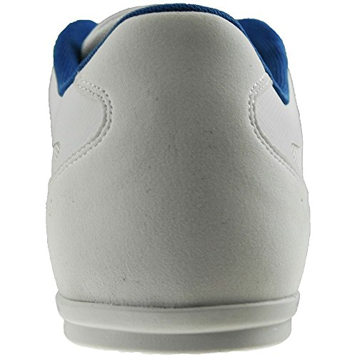Lacoste Misano Evo 117 En Cam Wht - 733cam1028001 Vit-blå