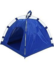 Demiawaking, tenda portatile da esterno per animali domestici, tenda lavabile e pieghevole, parasole da campeggio, resistente e impermeabile, per i tuoi amati animali