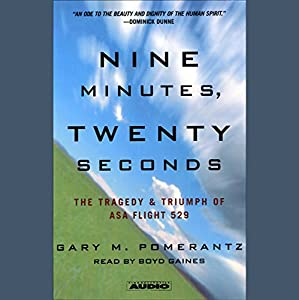 Nine Minutes, Twenty Seconds Audiobook