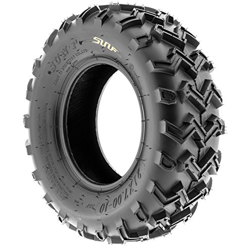SunF ATV UTV Front Tires 24x8-12 24x8x12 4 PLY A001 (Set Pair of 2) by SunF (Image #5)