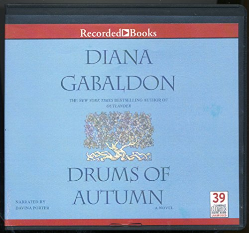 Drums of Autumn (The Outlander Series, Book 4) by RecordedBooks