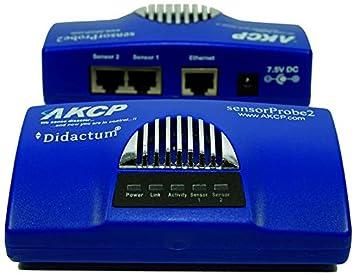 akcp sensorprobe2 - IP Monitoring basado en sistema para ...