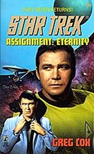 book cover of Assignment : Eternity