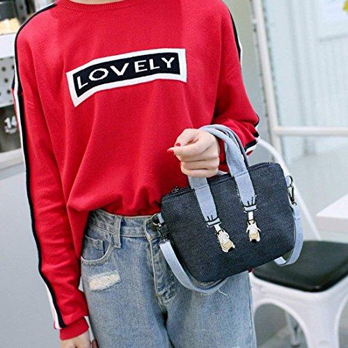 Handbag Backdated Lightweight Handbag Outing Diagonally Commuter Bag Ladies Ladies Shoulder qBRWwnZx1
